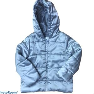 Gymboree girls coat size XS 4